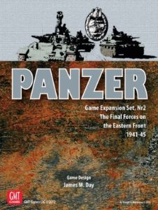 Panzer : Expansion #2 - The Final Forces on the Eastern Front